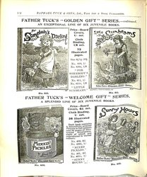 """FATHER TUCK'S """"GOLDEN GIFT"""" SERIES - CONTINUED"""