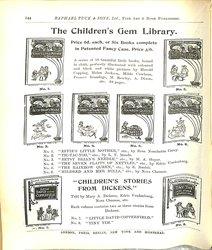 THE CHILDREN'S GEM LIBRARY