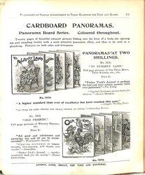 CARDBOARD PANORMAS