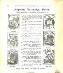 SIXPENNY MECHANICAL BOOKS