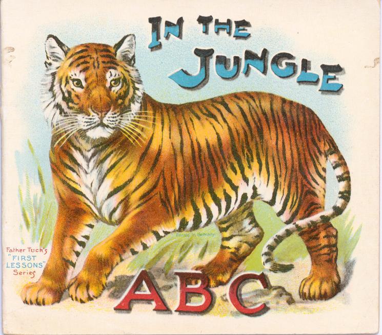 IN THE JUNGLE ABC
