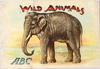 WILD ANIMALS ABC