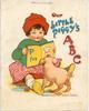 OUR LITTLE PIGGY'S ABC