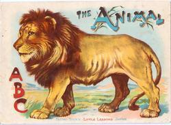 THE ANIMAL ABC