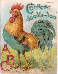 COCK-A-DOODLE-DOO ABC