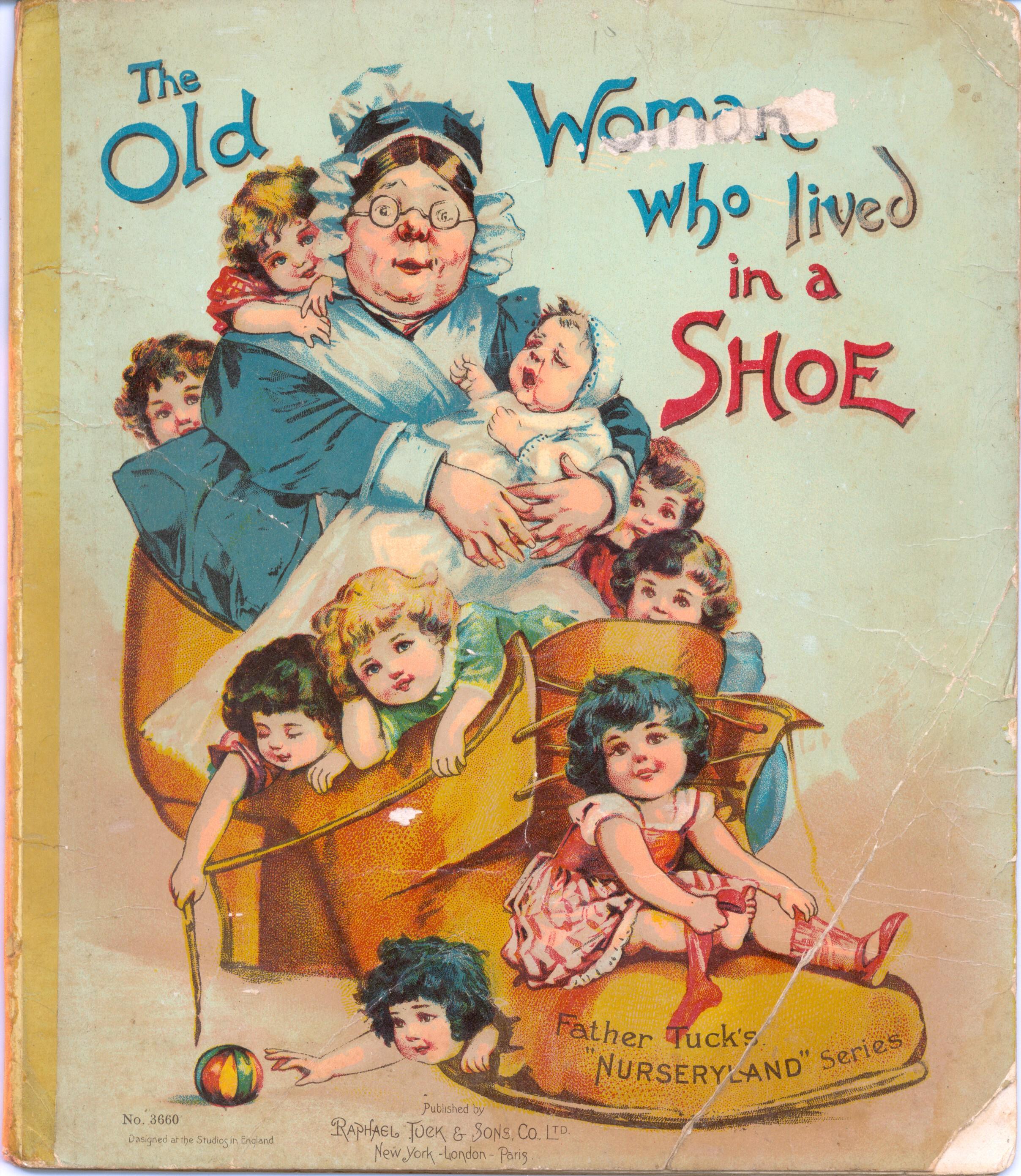 Shoe Size Categories
