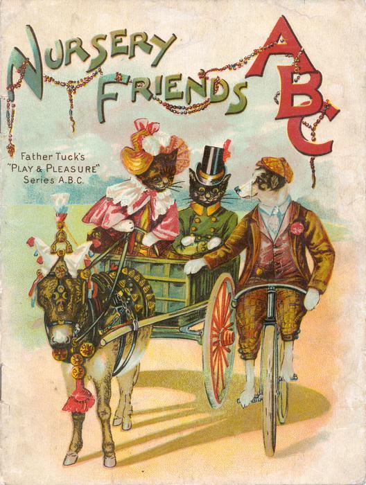 NURSERY FRIENDS ABC