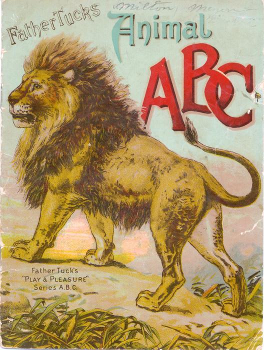 FATHER TUCK'S ANIMAL ABC