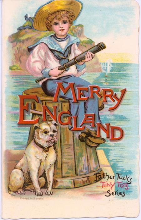 MERRY ENGLAND