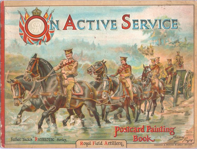 ON ACTIVE SERVICE
