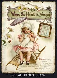 WHEN THE HEART IS YOUNG