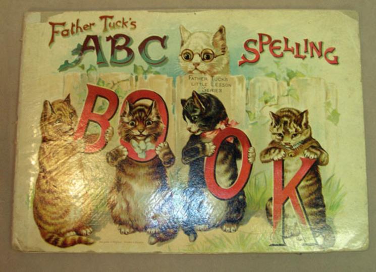 ABC SPELLING BOOK