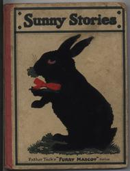 SUNNY STORIES silhouette of rabbit