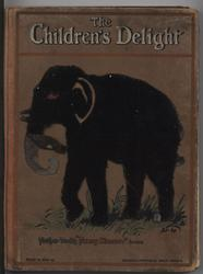 THE CHILDREN'S DELIGHT  silhouette of elephant