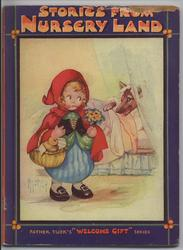 STORIES FROM NURSERY LAND little red riding hood