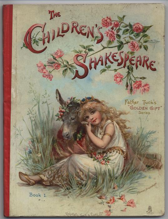 the childrens shakespeare book 1 tuckdb ephemera