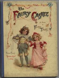 THE FAIRY CASKET young girl and boy in fancy dress