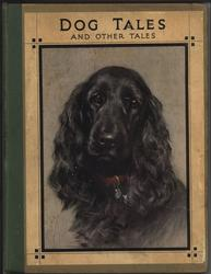 DOG TALES AND OTHER STORIES head of black dog