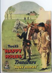 MANY HORSES