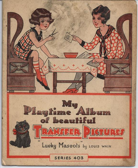 LUCKY MASCOTS BY LOUIS WAIN