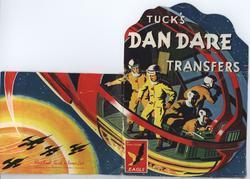 TUCK'S DAN DARE TRANSFERS