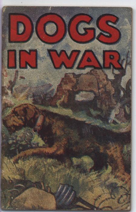 DOGS IN WAR