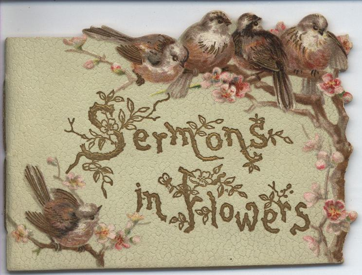 SERMONS IN FLOWERS