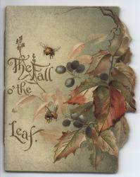 THE FALL O' THE LEAF