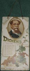 DICKENS CALENDAR FOR 1898