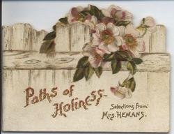 PATHS OF HOLINESS