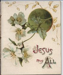 JESUS, MY ALL