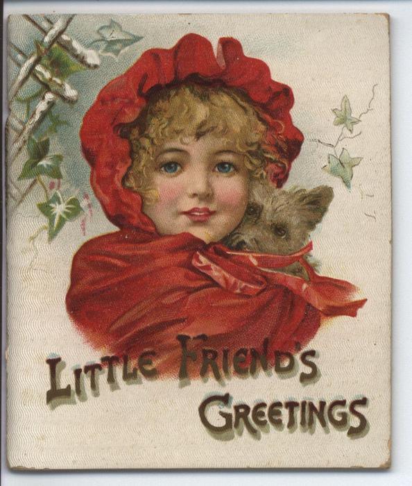 LITTLE FRIENDS GREETINGS