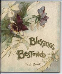 BLESSINGS BESTOWED
