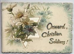 ONWARD, CHRISTIAN SOLDIERS!