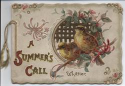 A SUMMER'S CALL