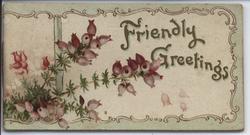 FRIENDLY GREETINGS