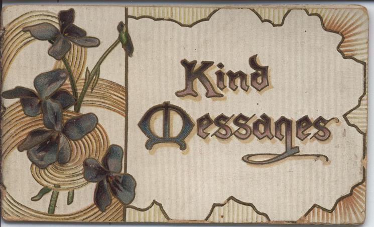 KIND MESSAGES