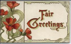 FAIR GREETINGS