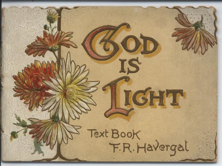 GOD IS LIGHT TEXT BOOK