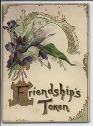FRIENDSHIP'S TOKEN