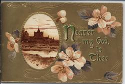 NEARER MY GOD, TO THEE
