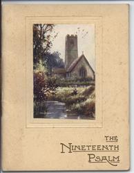 THE NINETEENTH PSALM