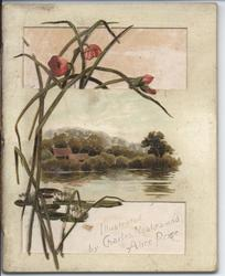 THE WOODLAND STREAM cover on inside title page