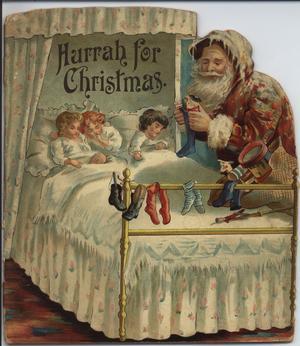 HURRAH FOR CHRISTMAS