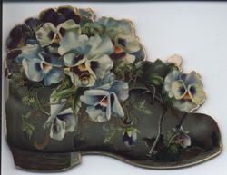 FLOWERY FOOTPRINTS