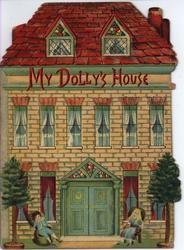 MY DOLLY'S HOUSE