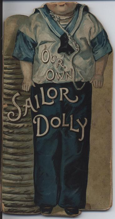 OUR OWN SAILOR DOLLY