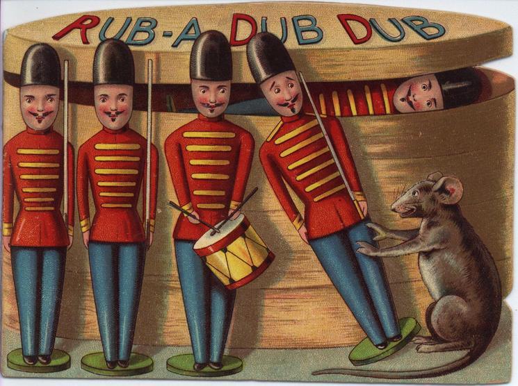 RUB-A DUB DUB