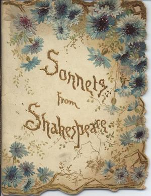 SONNETS FROM SHAKESPEARE