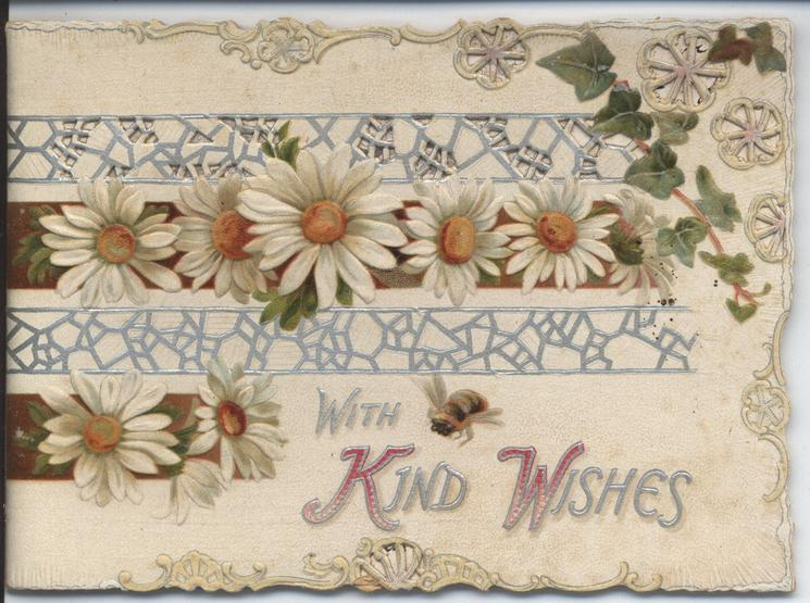 WITH KIND WISHES